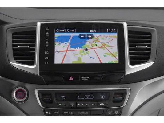 Honda Dealership Mobile Al >> 2019 Honda Ridgeline Rtl T