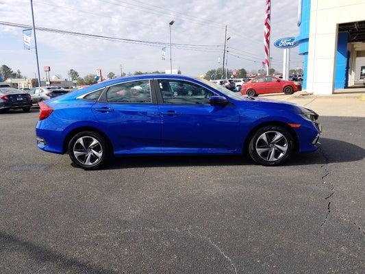 Al Serra Used Cars >> 2019 Honda Civic Sedan Lx